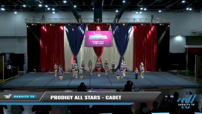 Prodigy All Stars - Cadet [2021 L1 Youth - Medium Day 2] 2021 The American Spectacular DI & DII