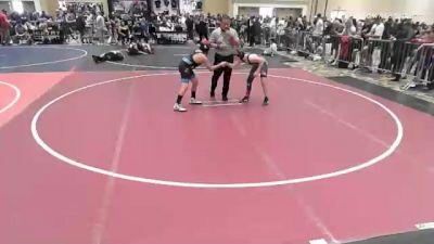 113 lbs Rr Rnd 2 - Cash Parker, 208 Badgers vs Santino Saavedra, Threshold WC