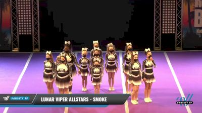 Lunar Viper Allstars - Smoke [2021 L1 Junior Day 1] 2021 ACDA: Reach The Beach Nationals