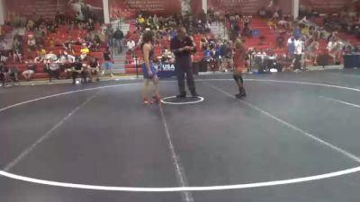 70 kg Prelims - Yahya Thomas, Wildcat Wrestling Club vs Robert Adams, Arizona