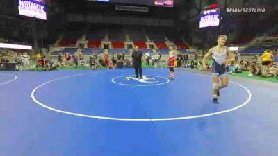 182 lbs Consi Of 8 #2 - Fernando Villaescusa, Iowa vs Asher Ruchti, Oregon