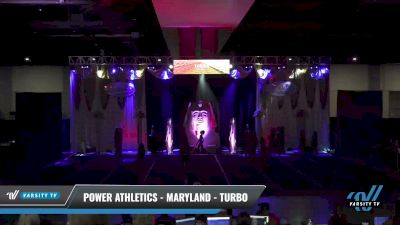 Power Athletics - Maryland - Turbo [2021 L2 - U17 Day 2] 2021 Queen of the Nile: Richmond