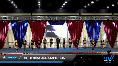 Elite Heat All-Stars - 24K [2020 L6 Senior Coed - XSmall Day 2] 2020 The American Majestic DI & DII