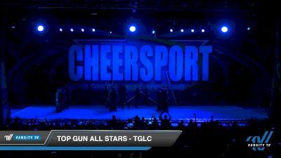 Top Gun All Stars - Miami - TGLC [2020 Senior Large Coed 6 Day 1] 2020 CHEERSPORT National Cheerleading Championship