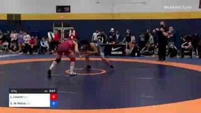 57 kg Final - Lauren Louive, New York Athletic Club vs Xochitl Mota-Pettis, Rise RTC