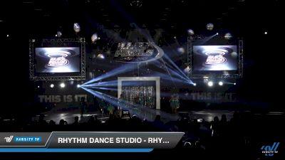 Rhythm Dance Studio - Rhythm Extreme Tiny AllStars [2019 Tiny Jazz Day 2] 2019 US Finals Louisville