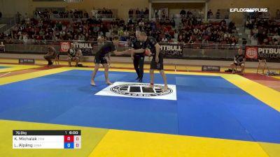 Krzysztof Michalak vs Liam Alpäng 2019 2nd ADCC European Trials