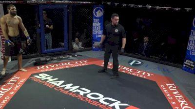 Josh Jessie vs. EJ Wall - Shamrock FC 309 Replay