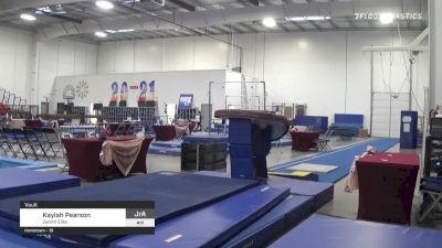 Kaylah Pearson - Vault, Zenith Elite - 2021 Region 3 Women's Championships