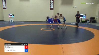 55 kg Con 8 #2 - Patrick Allis, Colorado vs Elijah Varona, Garage Boys