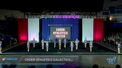 Cheer Athletics GalactiCats [2018 Small Senior 4 Day 1] 2018 NCA North Texas Classic