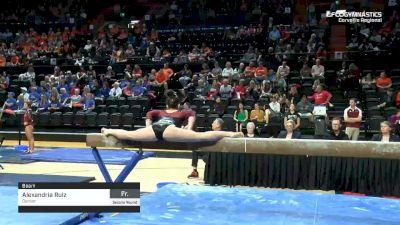 Alexandria Ruiz - Beam, Denver - 2019 NCAA Gymnastics Regional Championships - Oregon State