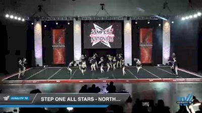 Step One All Stars - North - Magnificent [2021 L3 Junior - Small - B Day 2] 2021 JAMfest Cheer Super Nationals