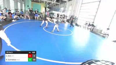 152 lbs Rr Rnd 3 - Chris Ann, Dirty Birds vs Ray Gulmatico, Rbwc