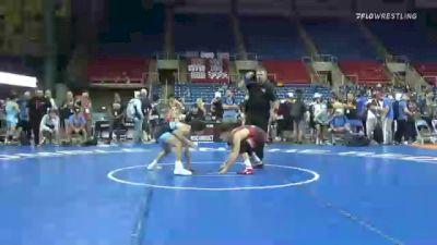 106 lbs Round Of 32 - Anthony Knox, New Jersey vs Keyan Hernandez, Montana