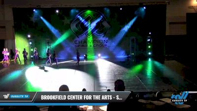 Brookfield Center for the Arts - Senior All Stars [2021 Senior - Pom - Small Day 3] 2021 CSG Dance Nationals