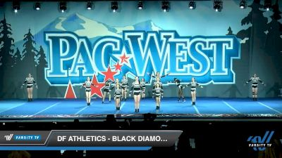 DF Athletics - Black Diamonds [2020 L2 Junior - Small Day 2] 2020 PacWest
