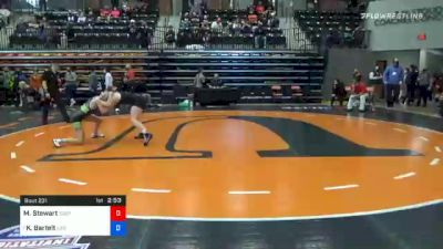 109 lbs Prelims - Macie Stewart, Southern Oregon vs Katalina Bartelt, Life