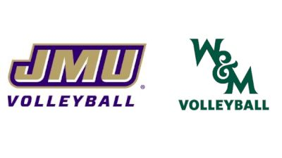 Full Replay: William & Mary vs James Madison - Mar 27