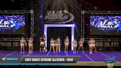 East Coast Extreme Allstars - Heat [2021 L3 Senior Coed Day 2] 2021 The U.S. Finals: Ocean City