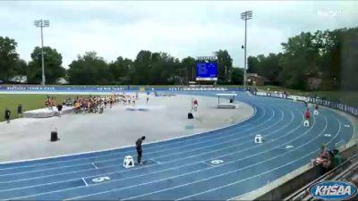 High School Boys' 4x400m Relay Class A, Finals 1