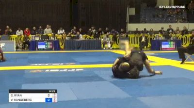 GORDON RYAN vs VEGARD RANDEBERG 2018 World IBJJF Jiu-Jitsu No-Gi Championship