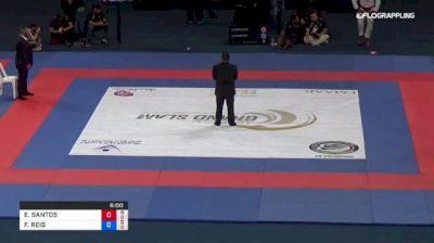 ERBERTH SANTOS vs FERNANDO REIS 2018 Abu Dhabi Grand Slam Rio De Janeiro