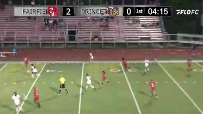 Replay: Princeton vs Fairfield | Sep 14 @ 7 PM