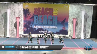 Suwannee Spirit - Majesty [2021 L2.2 Youth - PREP - D2] 2021 Reach the Beach Daytona National