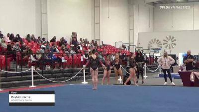 Payton Harris - Floor, World Champ Centre - 2021 Region 3 Women's Championships