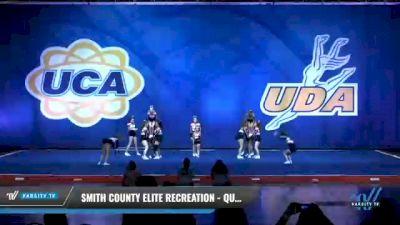 Smith County Elite Recreation - Queen [2020 L2 Performance Recreation - 18Y (NON) Day 1] 2020 UCA Smoky Mountain Championship