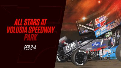 Full Replay | All Star Sprints Thursday at Volusia 2/4/21
