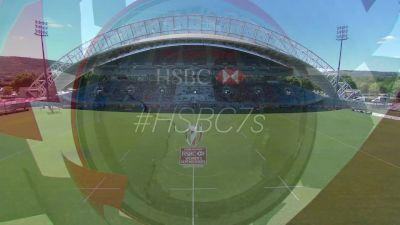 HSBC Sevens: Australia vs Canada Cup Semi