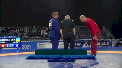Replay: Mat C - 2021 Senior World Grappling Championships | Oct 28 @ 11 AM
