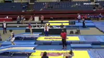Wyatt  Otto  - Double Mini Trampoline, Extreme Cheer and Tumble  - 2021 Region 3 T&T Championships