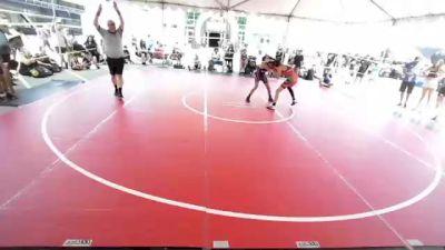 109 lbs Rr Rnd 1 - Caden Briquelet, Bear WC vs Deegan Hernandez, King