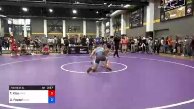 79 kg Prelims - Trey Kibe, Pennsylvania vs David Papach, Burg Training Center
