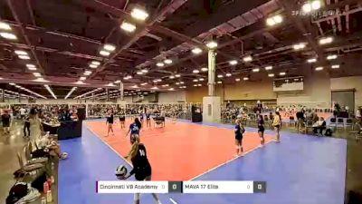 Cincinnati VB Academy 14-1 vs MAVA 17 Elite - 2021 JVA Summerfest presented by Nike