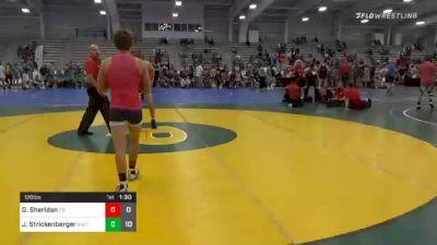 120 lbs Prelims - Gavin Sheridan, Flickr Boyz vs Jett Strickenberger, Team Shutt North