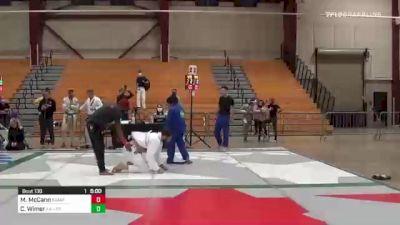Timithy Ellinger vs Aric Mercado 2020 Colorado State Championships