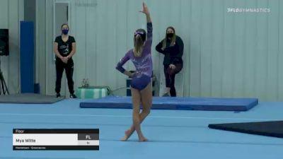 Mya Witte - Floor - 2021 American Classic and Hopes Classic