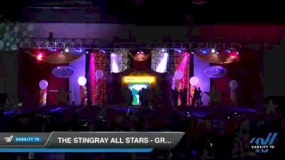 The Stingray Allstars - Marietta - Green [2020 L6 Junior Coed Day 2] 2020 All Star Challenge: Battle Under The Big Top