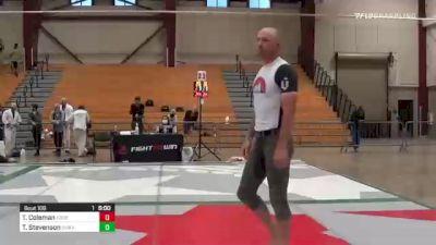 Tim Coleman vs Thomas Stevenson 2020 Colorado State Championships