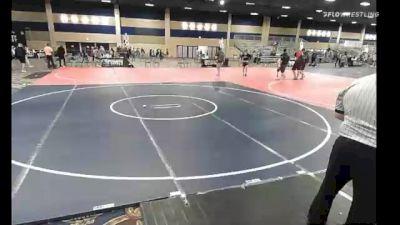 138 lbs 5th Place - Damen Miller, Thorobred WC vs John McNichols, Harmony