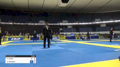 Mason Fowler vs Darin Deangelis World IBJJF Jiu-Jitsu No-Gi Championships