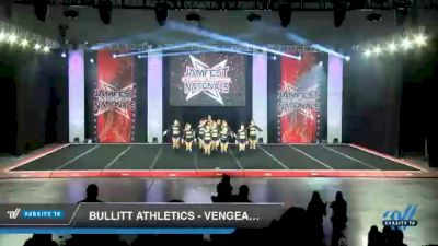 Bullitt Athletics - Vengeance [2021 L3 Senior - Small Day 2] 2021 JAMfest Cheer Super Nationals