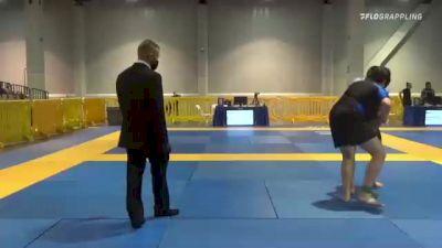 GUY ALEXANDER FICKER vs NATHAN MICAH ANGELETTE 2021 American National IBJJF Jiu-Jitsu Championship