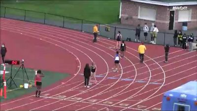High School Girls' Sprint Medley Relay Varsity, Finals 2