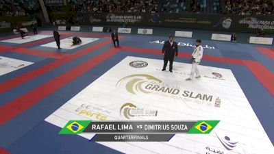 Dimitrius Souza vs Rafael Vasconcelos Abu Dhabi Grand Slam Rio de Janeiro