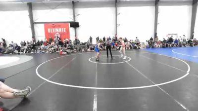57 kg Prelims - Lane Aikey, M2 Gold vs Drake Ayala, Sebolt Wrestling Academy